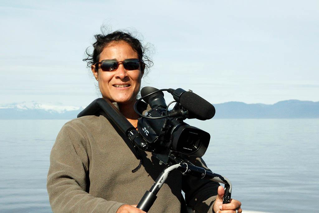 Portraits of Andrea Ramalho