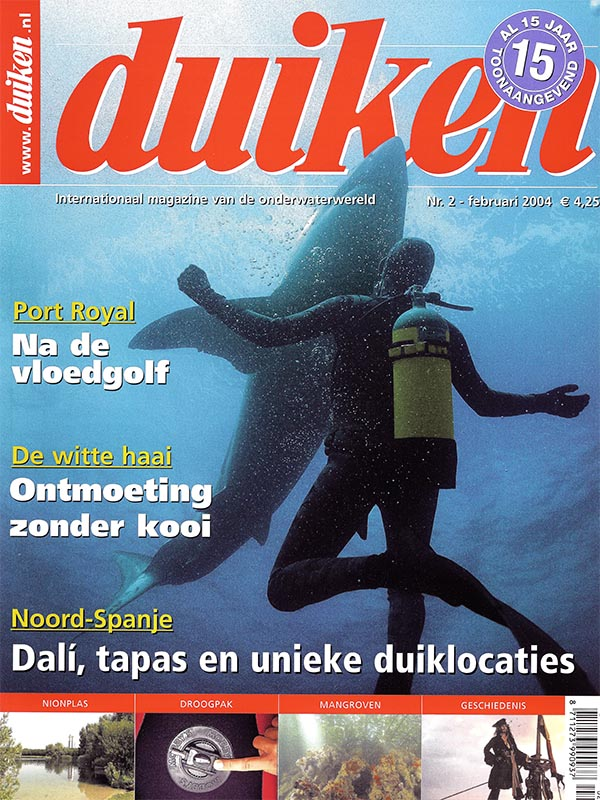Magazin-Cover DUIKEN 2004