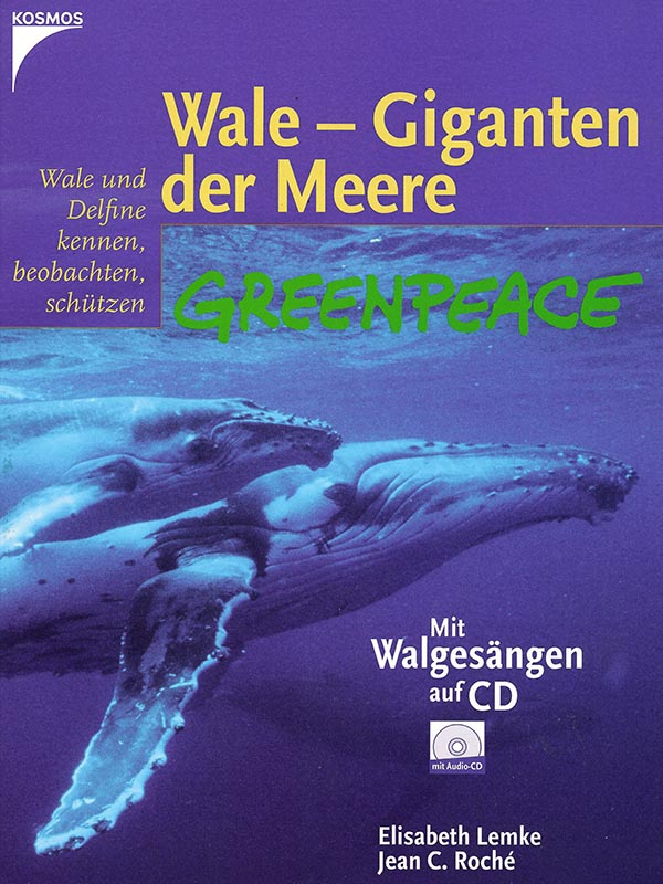 Magazin-Cover GREENPEACE 2002