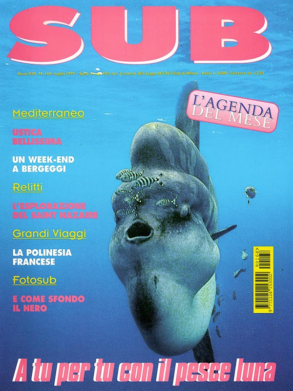Magazin-Cover SUB 1999