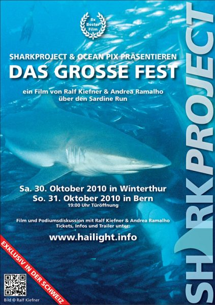 2010 - Vortrag Sharkproject - Ralf Kiefner